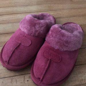 Like new ugg slippers!